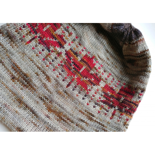 The Canadiana : A knitted toque