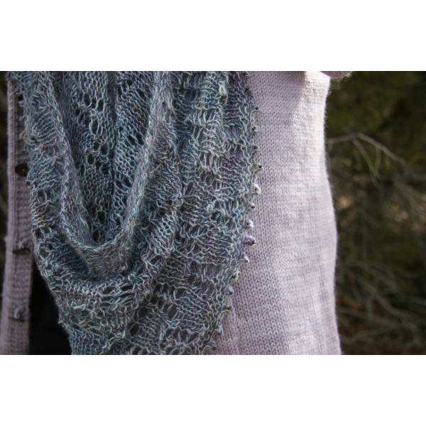 Jacinth Cowl yarn kit
