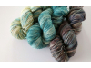 fade yarn set - 3 skeins FLURO 3x115 g / 4 oz