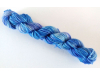 Mini Skein - heels and toes, 25 g / 91 yards - SAPPHIRE