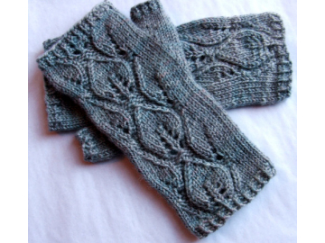 Whither Mitts Knitting Pattern PDF