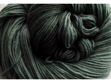 boreal BFL hand-dyed wool
