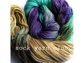 oceanwind knits sock yarn club