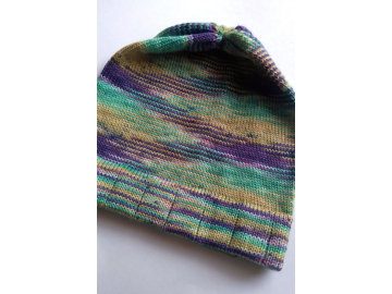 knitted hat merino wool