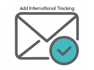 Add tracking and insurance - International