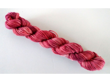Mini Skein - heels and toes, 25 g / 91 yards - PUNCH