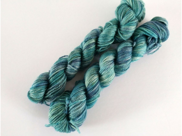 Mini Skein - heels and toes, 25 g / 91 yards - AEGEAN