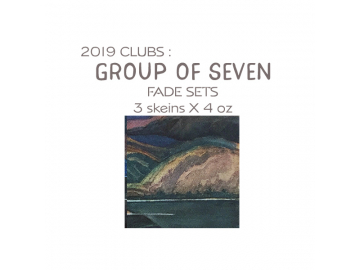 2019 Fade Sets Group of Seven Subscription (Shipping included!)